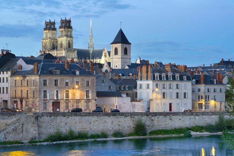 Les services des impôts du département du Loiret (45)