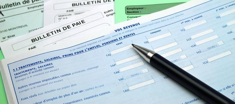 Impot Sur Le Revenu Comment Declarer Vos Salaires