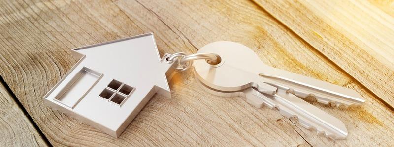 maison avec clés