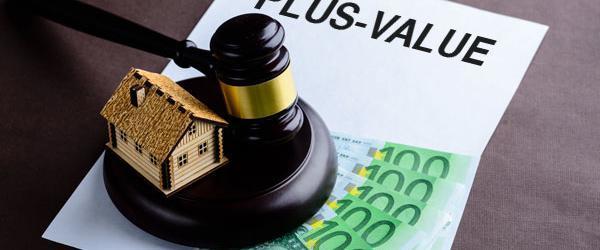 marteau billets de banques plus-value maison