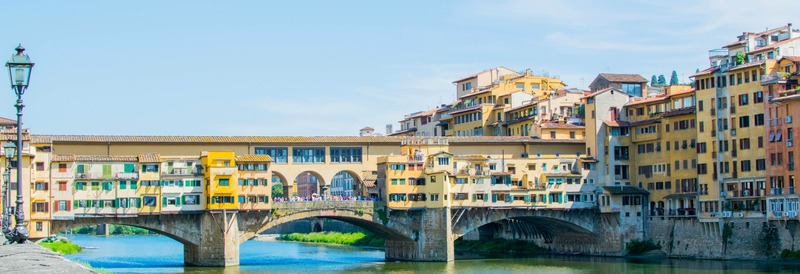 florence italie pont