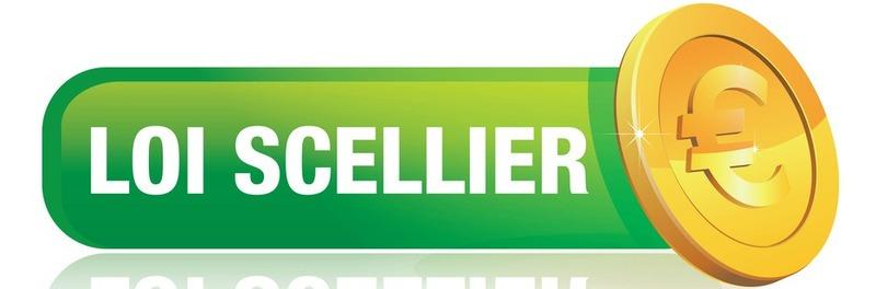 """Banderole """"Loi Scellier """""""