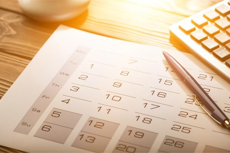 Calendrier Fiscal Quelles Sont Les Dates Limites Des
