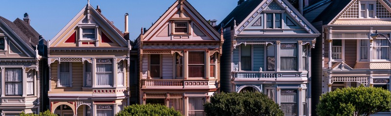 Maisons tricolores