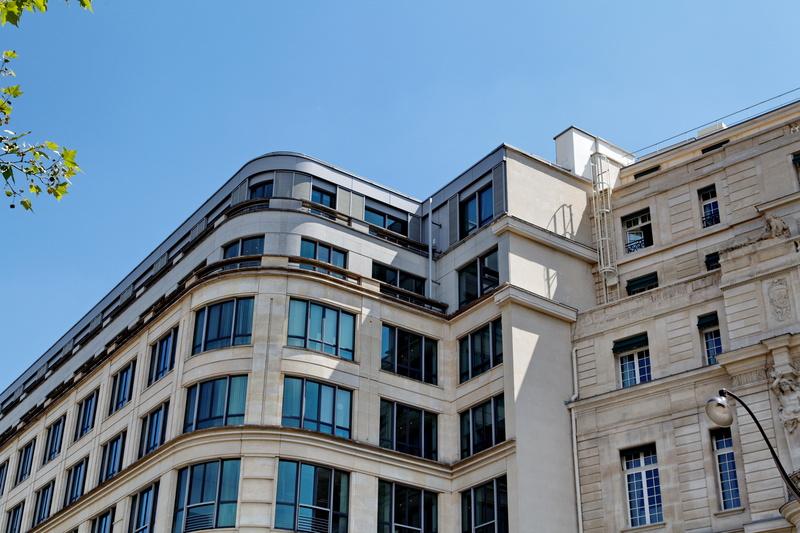 Immeubles de bureau, Paris