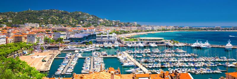 taxe de séjour Cannes