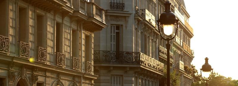 Paris - Immeuble Haussmannien