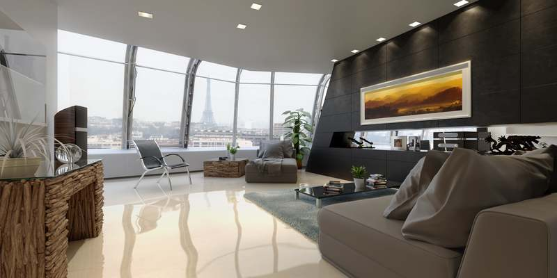 Appartement dans Paris