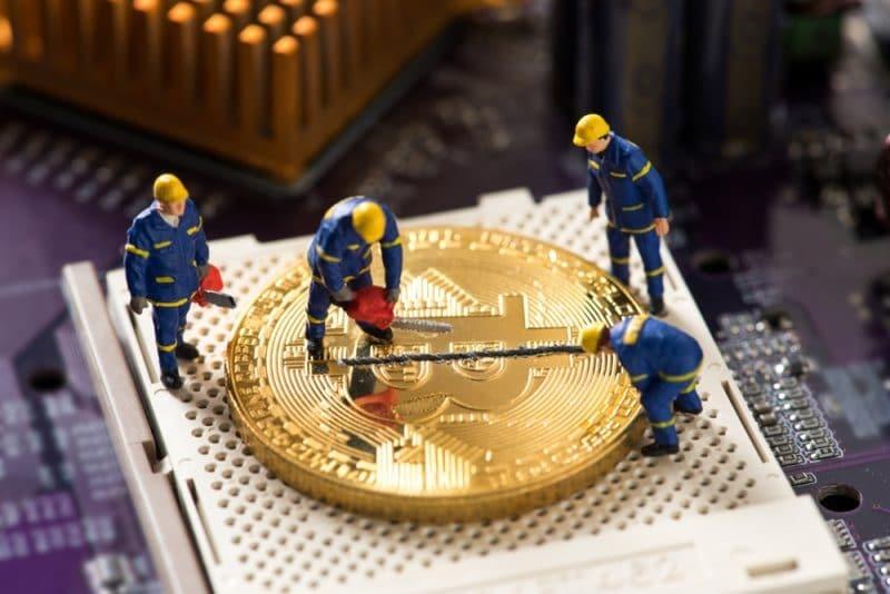 minage bitcoin