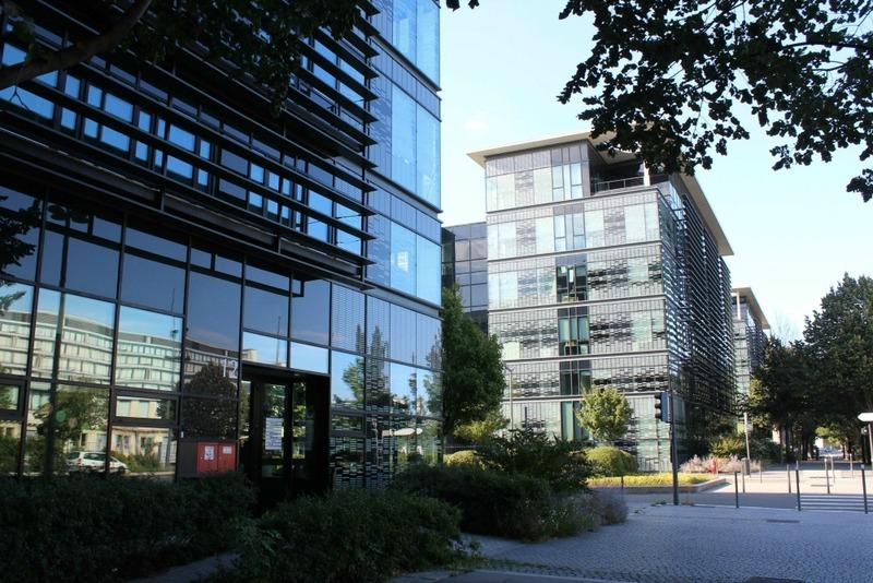 Lyon Gerland - Immeubles de bureaux modernes