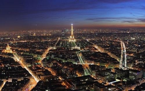 Les différentes zone plafond de loyer de Paris