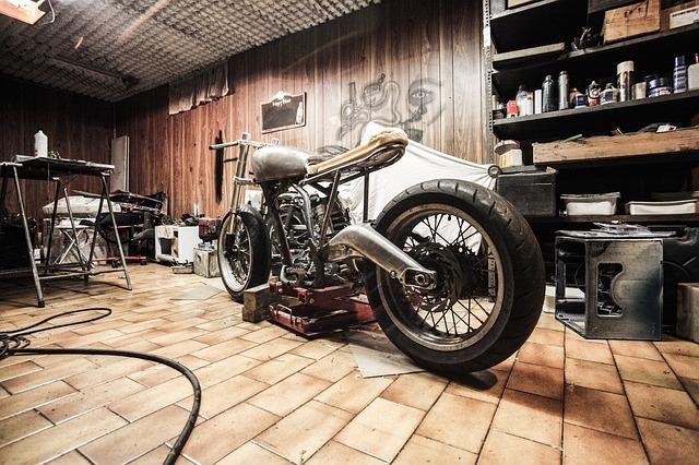 garage pinel moto