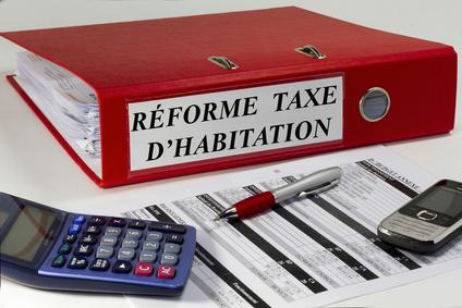 taxe d'habitation réforme 2018