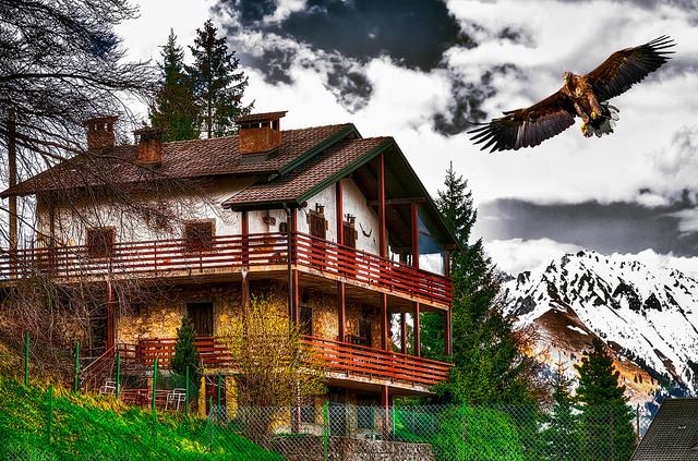 éxonération taxe d'habitation résidence secondaire