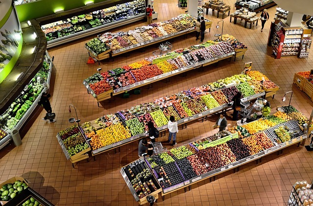 supermarché taxe