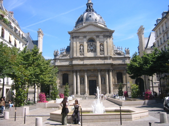 sorbonne paris 5e arrondissement