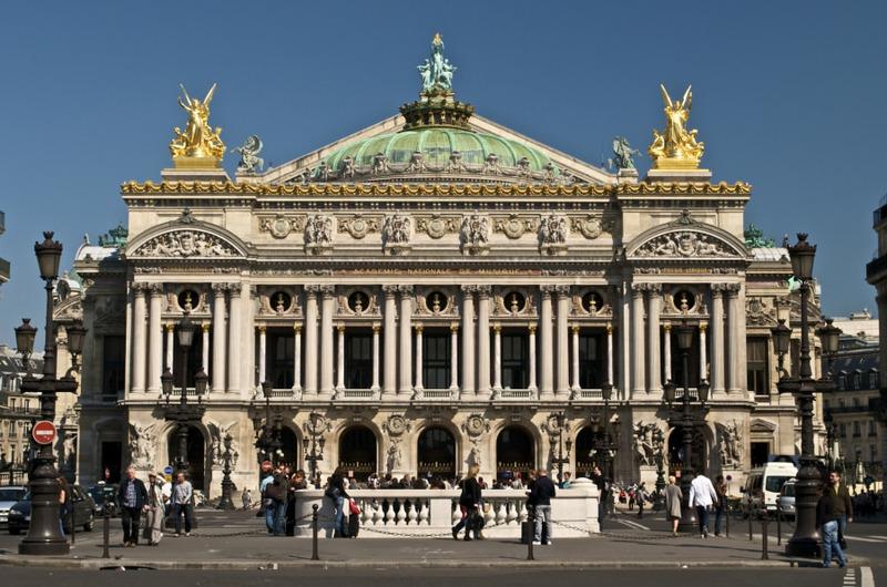 opéra garnier paris 9e
