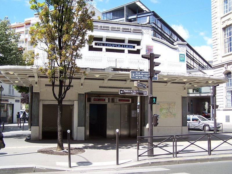 métro saint fargeau