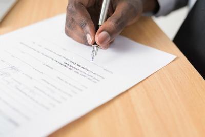 contrat de prêt immobilier