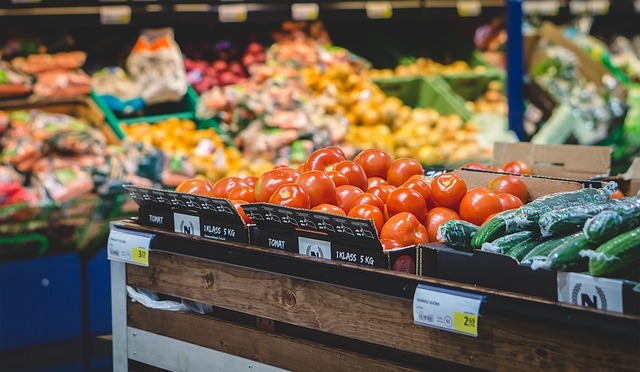 dons alimentaires et grande distribution