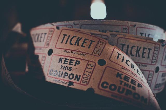 cinéma tickets