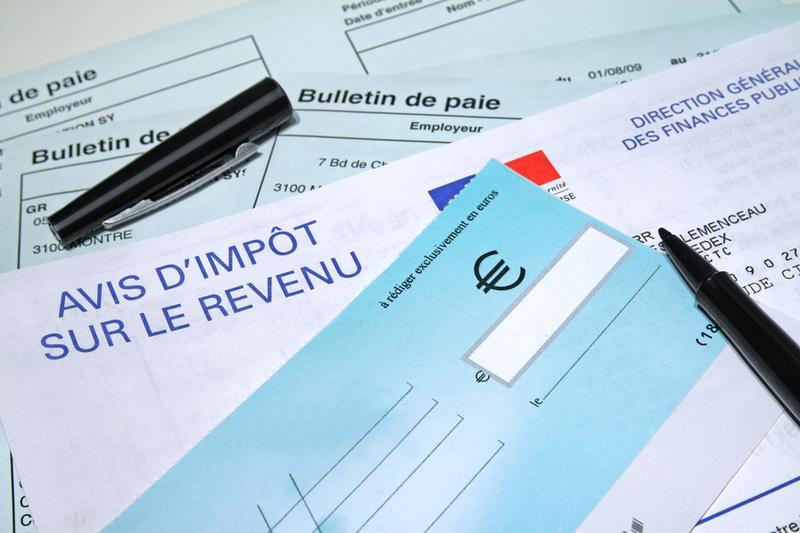 modes de paiement impôts