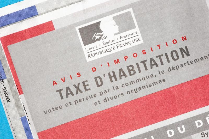 réforme de la taxe d'habitation