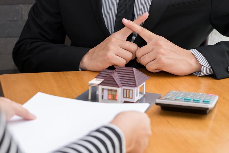 refus de négocier crédit immobilier