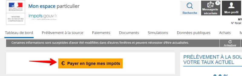 impots gouv fr particuliers formulaire 2044