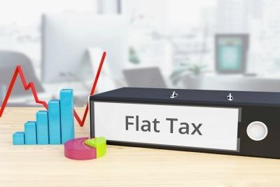 flat tax prélèvement forfaitaire unique