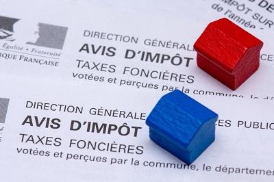 paiement taxe foncière