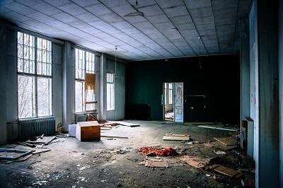 logement vacant abandonné