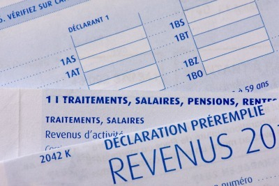 prélèvement à la source déclaration de revenus