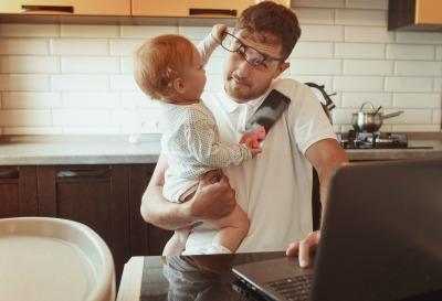 travail à domicile fiscalité