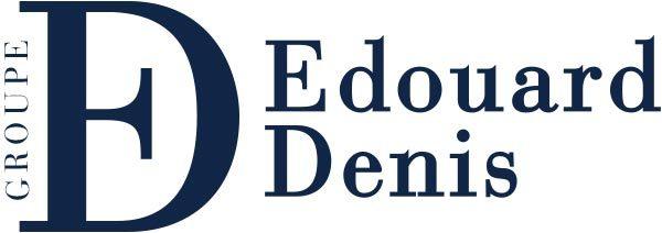 Le logo Edouard Denis